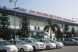 Phu Bai Airport to Hue City Center