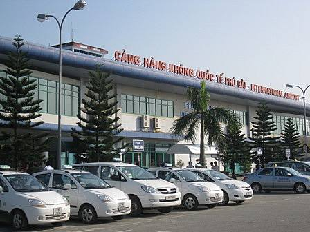 Phu Bai Airport to Hue City Center