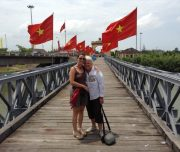 hien-luong-bridge-Hue-to-Phong-Nha-by-car-2
