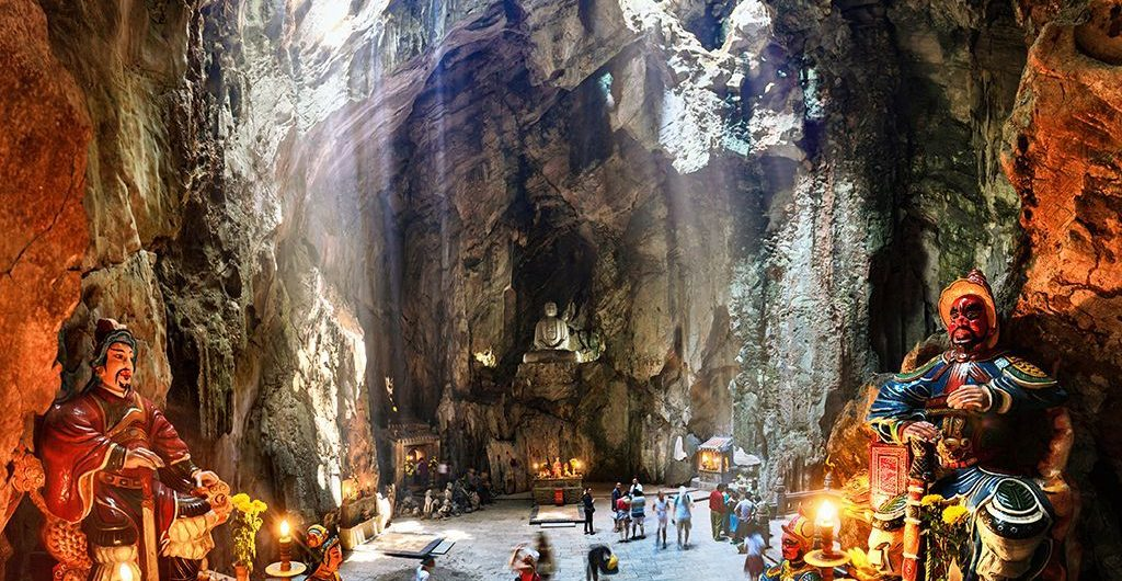 The Marble Mountains - Things to Do & Attractions in Da Nang- Da Nang Private Car