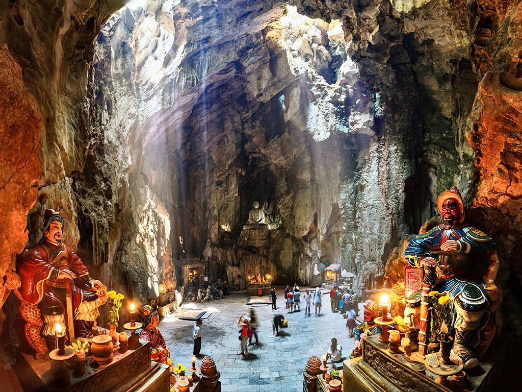 The Marble Mountains Things To Do Amp Attractions In Da