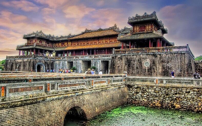 Hue Ancient Capital - Danang Private Car