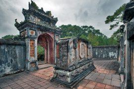 Tu Duc Tomb - Danang Private Car
