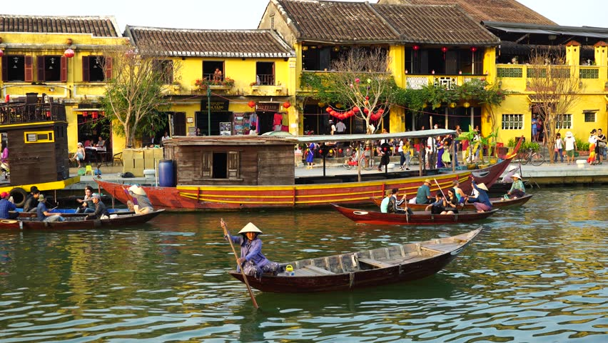 Boat Hoi An