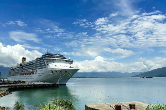 Chan May Port
